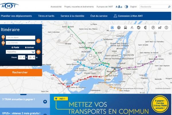 Agence Métropolitaine de Transport (2014)