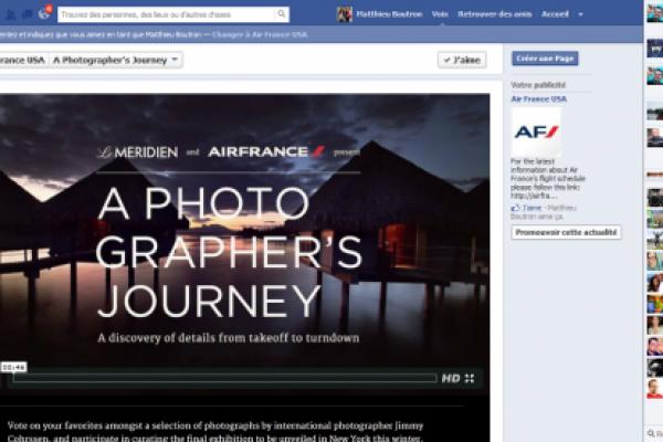 Concours Facebook (2010- 2013)