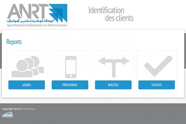 Identification des clients (2014)